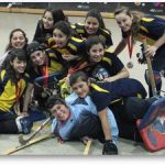 San Agustín logra el campeonato de la Liga de Honor Femenina