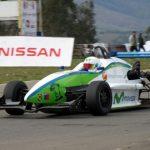 Sebastián Valenzuela logra la pole en primera fecha de la Fórmula 3