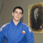 Thomás Briceño obtiene medalla de plata en el Abierto Panamericano de Judo Montevideo 2013
