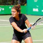 Fernanda Brito accedió a la final en torneo ITF 10K de Rosario