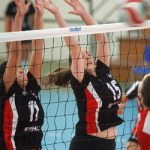 Manquehue lidera en damas y varones en la Liga Nacional de Volleyball