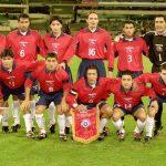 Deportero del Pasado: El fútbol chileno se viste de bronce