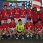 Selección Chilena Juvenil Masculina de Volleyball gana torneo en Estados Unidos