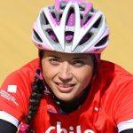 Paola Muñoz no terminó la prueba de Gran Fondo tras ser retirada por los jueces