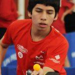 Selección Nacional Juvenil de Tenis de Mesa viajó al Latinoamericano de México