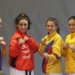 Yeny Contreras se prepara con sparrings colombianas para Londres 2012