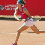 Andrea Koch se instala en los cuartos de final del ITF de Bogotá