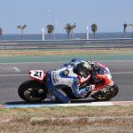 Vicente Leguina arrasó en campeonato peruano de Superbike