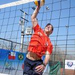 Chile participa por primera vez del Mundial Juvenil de Volley Playa
