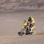 Daniel Gouet se queda con la primera etapa del Rally de la Minería
