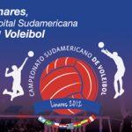 Linares será la capital sudamericana del volleyball