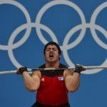 Jorge Garcia queda fuera de la final de levantamiento de pesas categoria 105 kilos