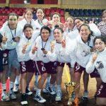 Colegio Los Leones se coronó campeón de la Liga Nacional Femenina