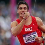 Gonzalo Barroilhet finaliza el decatlón en el puesto 13