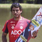Rodrigo Miranda gana medalla de bronce en nueva fecha del Circuito Mundial de Esquí Náutico