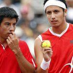 Aguilar y Capdeville ganan el dobles en serie de Copa Davis ante Italia