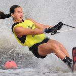 Valentina González logra tres medallas en el Panamericano de Esquí Naútico