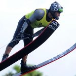 Rodrigo Miranda logra el quinto puesto de salto en el Moomba Masters