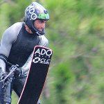 Rodrigo Miranda logra medalla de plata en el Panamericano de Esquí Naútico