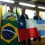 Delegación chilena consigue nuevas medallas en Sudamericano de Tiro con Arco