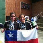 El badminton chileno logra una gran actuación en Argentina