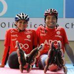 Delegación nacional logra nuevas medallas en Mundial de Patín Carrera