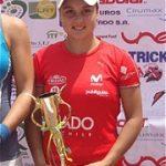 Cecilia Costa logra su segundo título consecutivo en Colombia