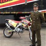 Capitán Jorge Villagra será el primer carabinero en correr el Dakar