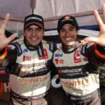 Jorge Martínez se consagra campeón de la categoría N4 del Rally Móbil por quinta vez
