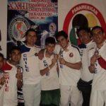 Gabriela Bruna logra medalla de plata en Open Estambul de Karate