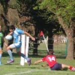 Chile pierde ante Argentina en el Sudamericano Juvenil de Rugby