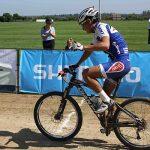 Eyair Astudillo ganó la primera etapa del Transandes Challenge 2018