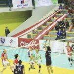 Linares debutó con un triunfo en Sudamericano Masculino de Clubes de Volleyball