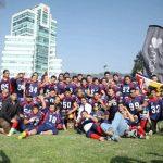 Cañoneros de Viña del Mar se quedó con el Metro Bowl 2012
