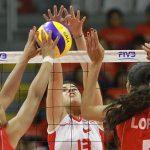 Chile perdió ante Perú en el Sudamericano Juvenil de Volleyball