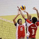Chile alcanza el cuarto puesto del Sudamericano Juvenil Masculino de Volleyball