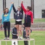 Con gran éxito finalizó el Nacional de Atletismo Menores y Cadetes