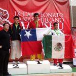 Ariel Mancilla logra medalla de oro para Chile en Panamericano de Wushu