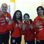 Carlos Liebig y Victoria Álvarez logran medallas en Panamericano de Taekwondo