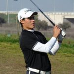 Golfista Christián Espinoza participará este fin de semana en la Copa NEC de Argentina