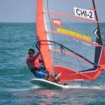Chileno Eduardo Herman logra segundo lugar en sudamericano de Windsurf