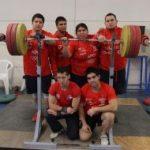 Chile acumula 12 medallas en el Sudamericano Adulto y Sub-20 de Halterofília