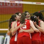 Chile se quedó con el cuarto puesto en el Sudamericano Juvenil Femenino de Volleyball