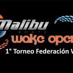Wakeboard realiza torneo de exhibición en Laguna Los Morros