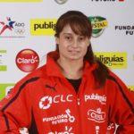 Melany Cabrera se consagra Campeona Nacional de Gimnasia Artística