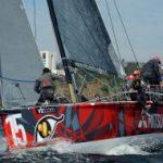 Yate 'Mitsubishi' lidera en el arranque de la Regata Off Valparaíso