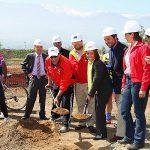 Comienza la construcción del nuevo Velódromo de Peñalolén