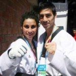 Yeny Contreras y Mario Guerra logran medallas en primer día del Panamericano de Taekwondo
