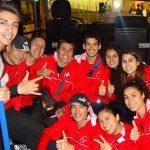 Finalizó el Panamericano de Taekwondo en Bolivia