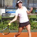Cuatro tenistas chilenas pasan la primera ronda del Futuro Femenino Curacaví